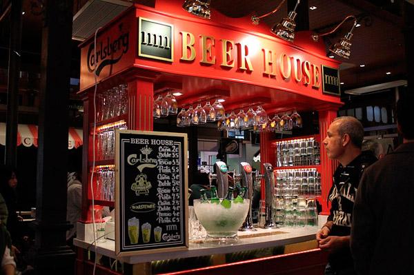 Mejores bares para ver futbol en Barcelona